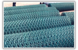 hexagonal wire mesh gabion baskets box cages stone cladding