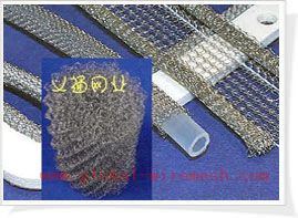 knitted wire mesh air liquid filter
