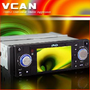 1 din dvd monitor 3 5 tft colour lcd screen