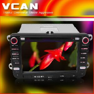 fit car dvd system vw 001gps