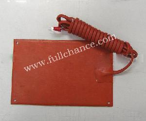 silicone heater mat