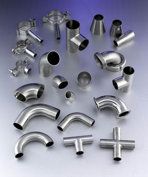 pipe fitting stainless steal elbow