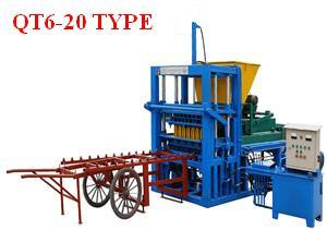 brick machineqt6 20