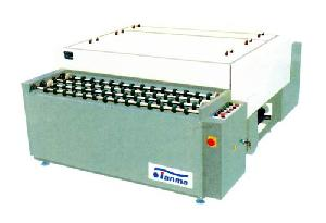 horizontal glass rinsing dryness machine