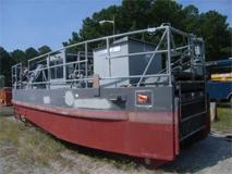26ft oil skimmer boat stock 4721 5400