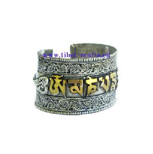 tibetan letters bracelet