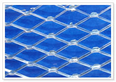 expanded metal mesh grill autocar