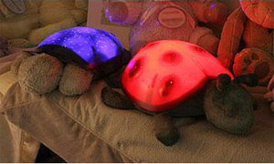 twilight ladybug star lamp