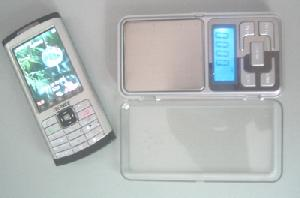 cell phone scale 100g 500g 0 01g 1000g 1g