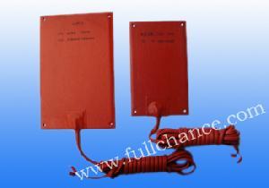 silicone film heater