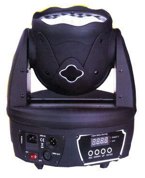 led mini moving head wash light 108watt