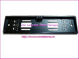 shenzhen supplier license plate frame camera european cam 110m