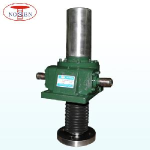 screw jack tube deburring machine