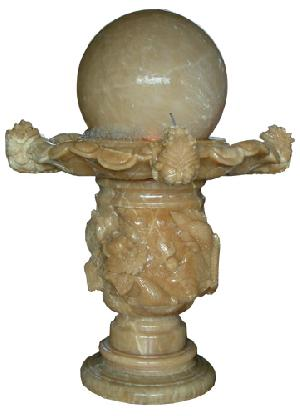 onxy fountain ball