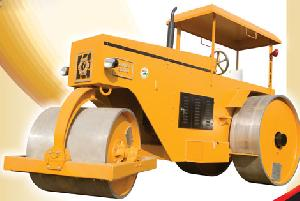 static road rollers india
