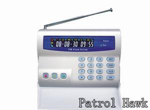 wireless patrol hawk security alarm system