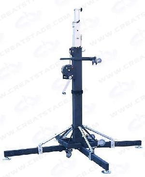 lift stand heavy duty wincher lifting truss lighting stands