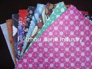 recycled pet spun bond nonwoven fabric