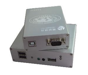 vga audio usb mic extender extensin distance 50m