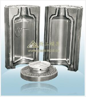 glass moulds produced s