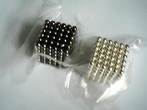 magnet balls cube