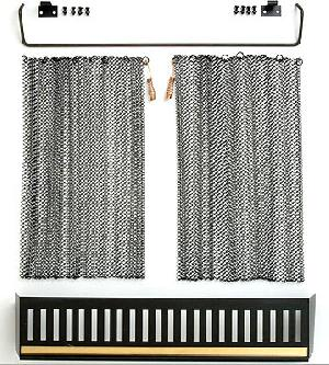 mesh fire curtains fireplace screens