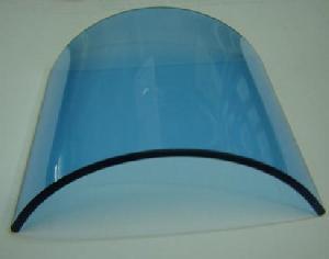 heat absorbing glass india ot lamp
