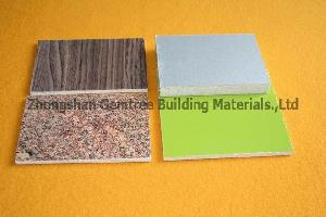 magnesium oxide board uv coating