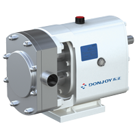 sanitary lobe pump rotor