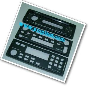 plastic mould electronics