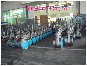 industrial gate globe check ball valve