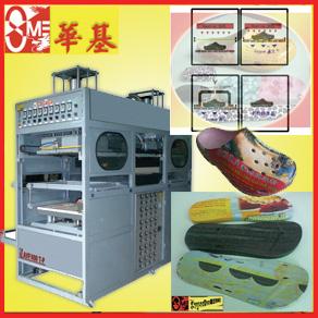 vacuum thermal image transfer machine sandals