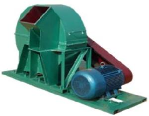wood crusher chipper