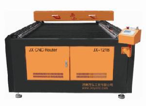 laser flat bed jx 1218