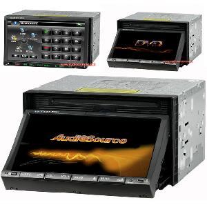 din car dvd player gps navigation system