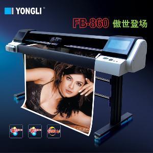 860 digital inkjet printer