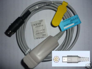 datascope spo2 sensor adult fingerclip probe 2 7m ronseda electronics