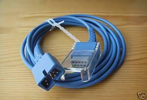 nellcor ec 8 spo2 extension adapter cable ec8