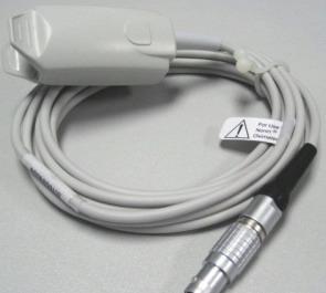 nonin silicone spo2 lemo 6 pin sensor