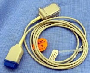 spo2 adapter cable ge marquette nellcor sensor