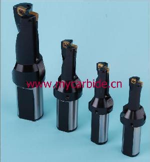 indexable insert drill