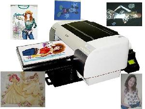 garment t shirt printer textile printing fabric digital print multi printed