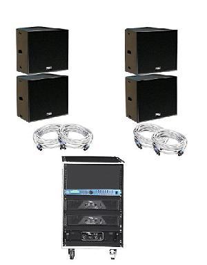 matrix array loudspeakers
