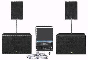 powerful subwoofer system