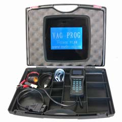 vag dash prog correction odometer read immo obd2