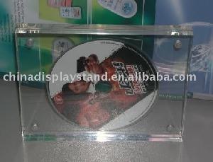 acrylic cd entrapment