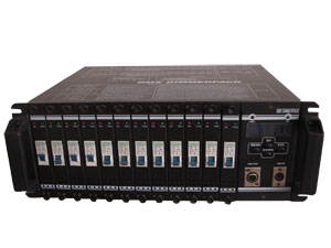 12 channel digital dimming pack phd025