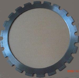 diamond ring blades machine