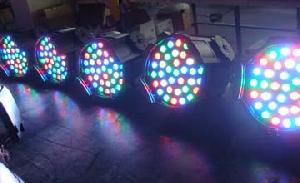 par 64 3wx36 rgb led lights