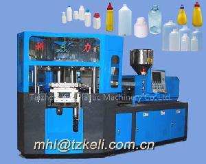 stage plastic bottle machine